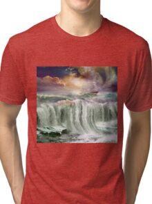 Resting Waters Tri-blend T-Shirt