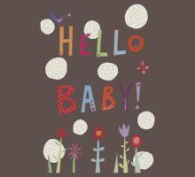 Hello Baby! Baby Tee