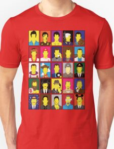 Hall of Hanks Unisex T-Shirt