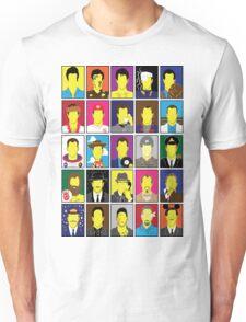 Hall of Hanks Unisex T-Shirt