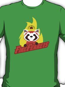 Future Industries Fire Ferrets T-Shirt