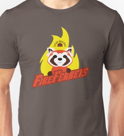 Future Industries Fire Ferrets Unisex T-Shirt