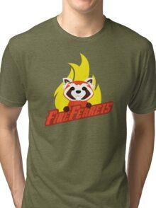 Fire Ferrets Tri-blend T-Shirt
