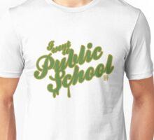 Public School Pride-Grn Unisex T-Shirt