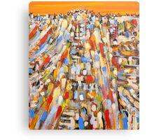 Summer rush Canvas Print