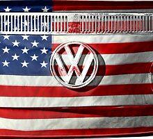 USA VW by benbdprod