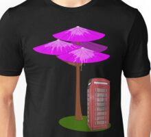 umbrella tree  Unisex T-Shirt