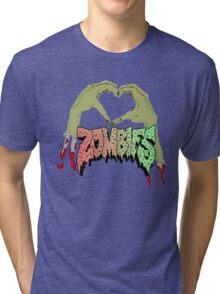 I love Flatbush Zombies Tri-blend T-Shirt