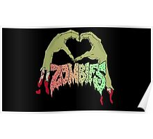 I love Flatbush Zombies Poster