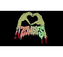 I love Flatbush Zombies Photographic Print