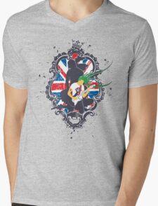 London calling Mens V-Neck T-Shirt