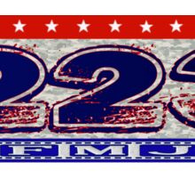 .223 Full Metal Jacket Sticker