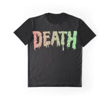 Death - Graffiti. Song Mashup Graphic T-Shirt