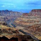 Grand Canyon West Rim, Arizona, USA. by Anthony Keevers