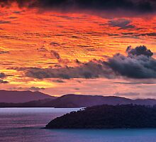Whitsunday Islands by Jill Fisher