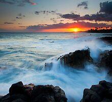 Paradise Sunset by DawsonImages