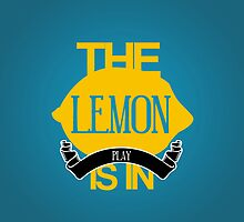 The Lemon Is In Play (Iphone) by KitsuneDesigns