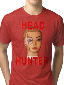 head hunter Tri-blend T-Shirt