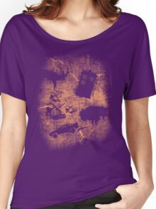 CAVE OF TIME Women's Relaxed Fit T-Shirt
