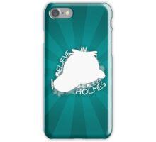 Deerstalker Iphone One iPhone Case/Skin
