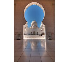 Dome Reflections Photographic Print