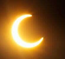 Cresentclipse by Bob Larson