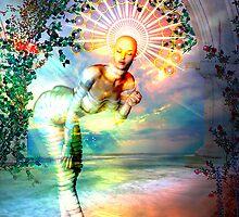 SUNRISE GODDESS by Tammera