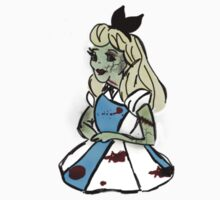 Undead Alice by jwalkingdesigns