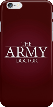 The Army Doctor by KitsuneDesigns