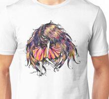 Faceless Girl is floating Unisex T-Shirt