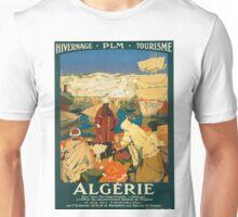 Vintage poster - Algerie Unisex T-Shirt