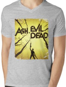 Ash vs Evil Dead Mens V-Neck T-Shirt