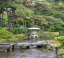 Japanese Garden by Alexa Clement