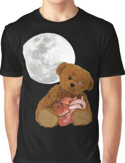 bear with a heart Graphic T-Shirt