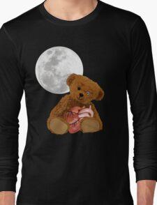 bear with a heart Long Sleeve T-Shirt