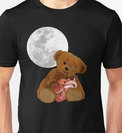 bear with a heart Unisex T-Shirt