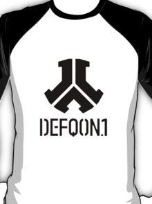 Defqon 1 logo T-Shirt