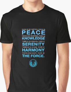 Jedi Code Graphic T-Shirt