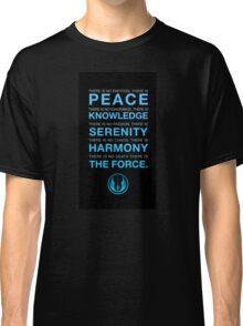 Jedi Code Classic T-Shirt
