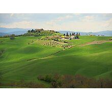 Valdarbia - Toscana Photographic Print