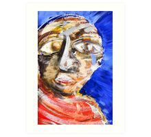 Uprising : the world within Art Print