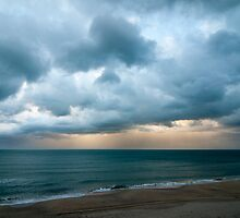storm approaching by donnz