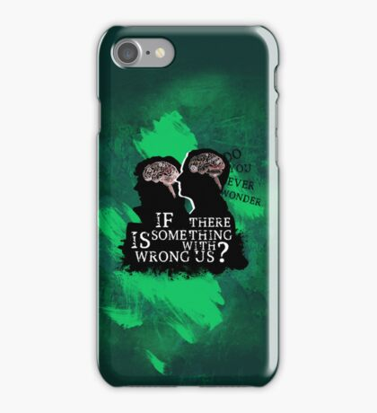 The Holmes Iphone iPhone Case/Skin