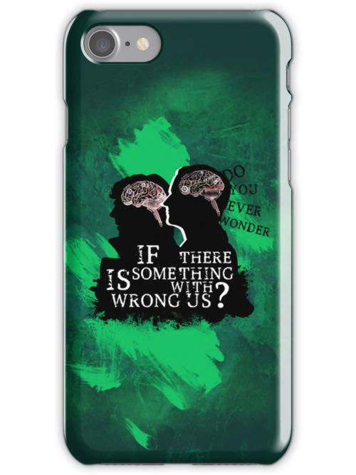 The Holmes Iphone by KitsuneDesigns