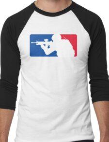 Major League Infantry Men's Baseball ¾ T-Shirt