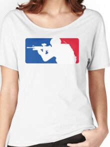 Major League Infantry Women's Relaxed Fit T-Shirt