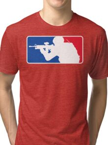 Major League Infantry Tri-blend T-Shirt