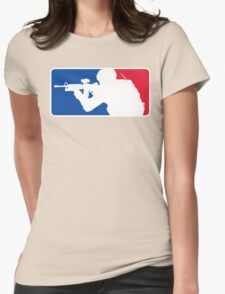 Major League Infantry Womens Fitted T-Shirt
