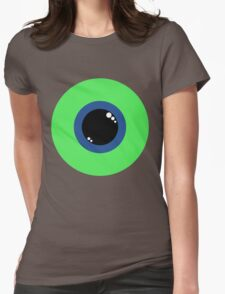 Septic Eye Womens Fitted T-Shirt