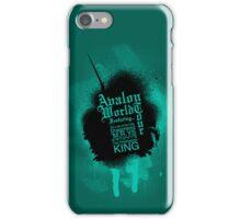 Avalon World Tour Iphone iPhone Case/Skin